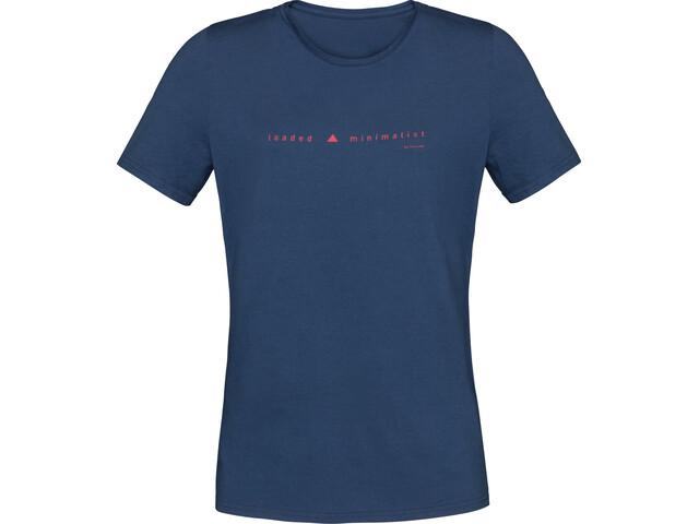 Norrøna /29 Cotton ID T-Shirt Femme, indigo night